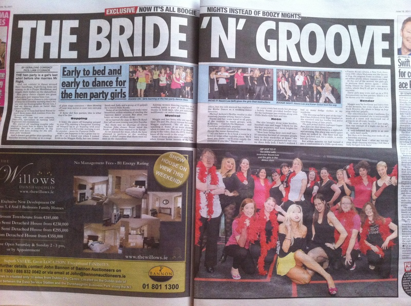 Sunday World Feature